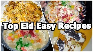 Top Eid 2018 Easy Recipes By Cooking with Shabana