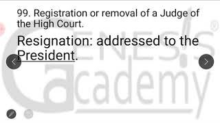 J&K Judiciary Video 2