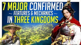 7 Major Gameplay Features in Total War: THREE KINGDOMS