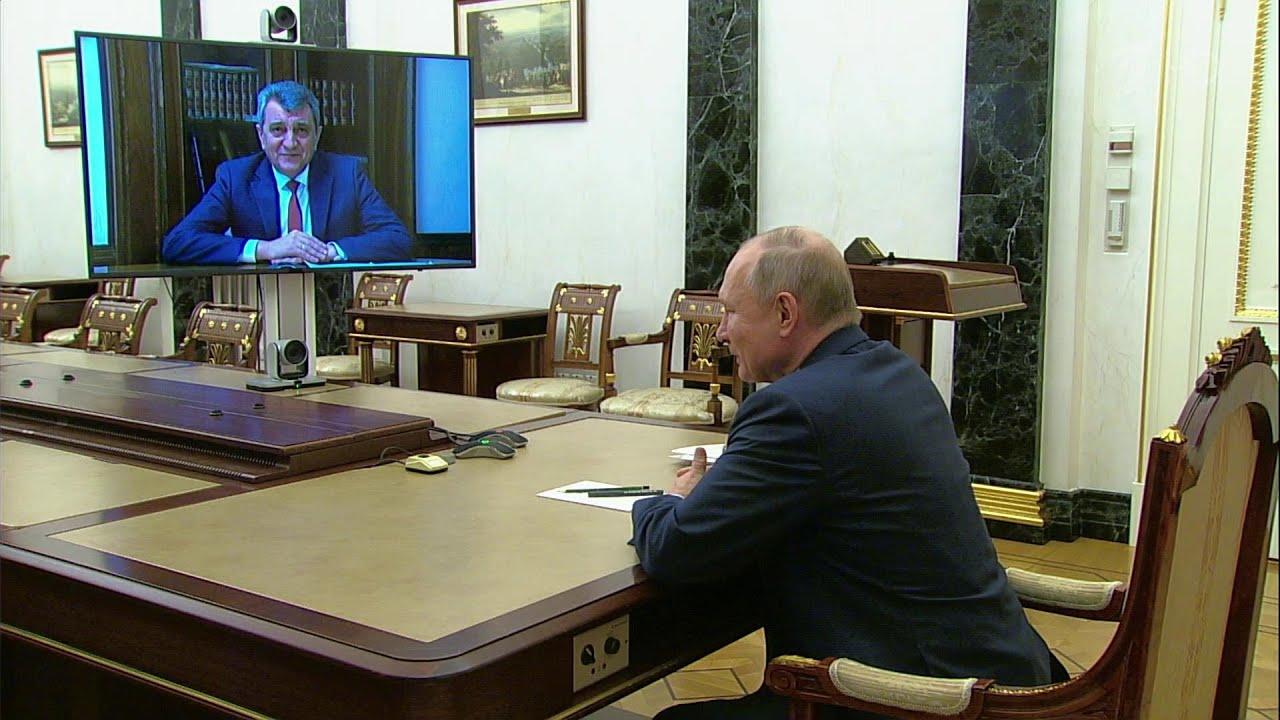 Владимир Путин сменил главу Северной Осетии.