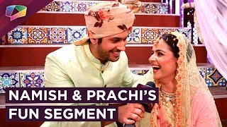 Namish Taneja And Prachi Tehlan From Star Plus's Show Ikyawann Take Up Our Fun Q & A