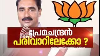 NK Premachandran to Sangh Parivar   Asianet News Hour 17 JAN 2019