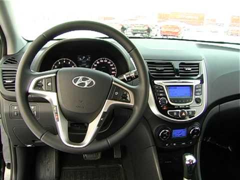 Тест драйв Hyundai Solaris