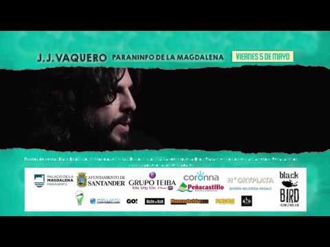 J.J.Vaquero en Santander