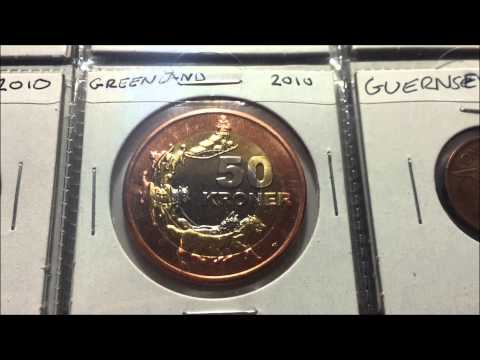 World Coin Collection 2015: Europe (4/6)