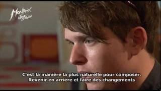 James Blake - Interview @ Montreux Jazz Festival 2011