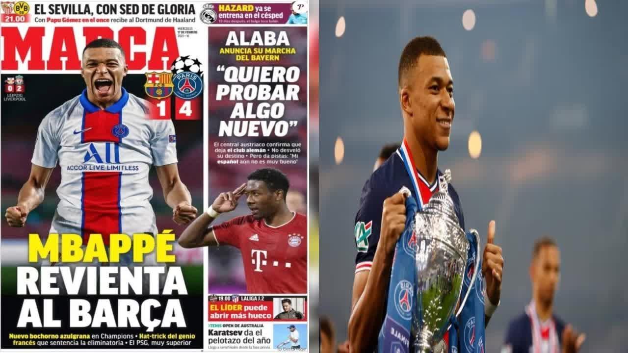 Download Liverpool transfers   Kylian Mbappe mega offer and surprise Divock Origi exit