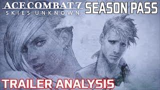Download Ace Combat 7 Season Pass Trailer Analysis Aircraft
