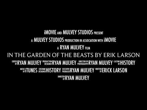 In The Garden Of The Beasts By Erik Larson Movie Trailer