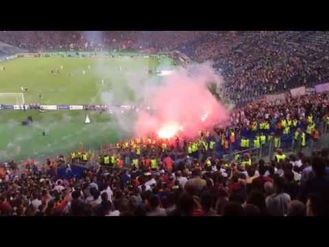 Scontri Ultras Fights AS ROMA vs CSKA MOSCOW - Part I thumbnail
