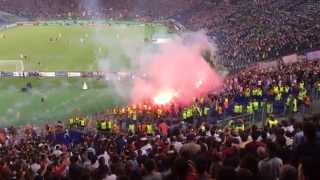 Download Video Scontri Ultras Fights AS ROMA vs CSKA MOSCOW - Part I MP3 3GP MP4