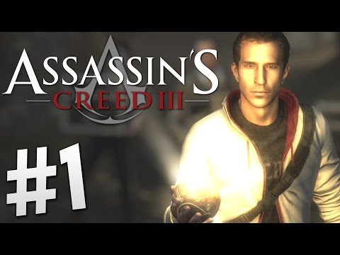 Let's Play | Assassin's Creed III - #1 (HD/Xbox 360)