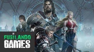 DARKNESS RISES | FUSILANDO GAMES