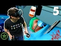 Let's Play - VR Surgeon Simulator ER: Experience Reality Part 5