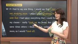 Actual English with Jennifer - Lesson 08. University and Job Preparations_#001