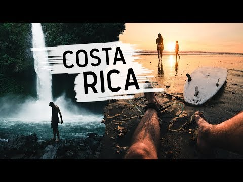 COSTA RICA - Out of a Dream (Travel Film)
