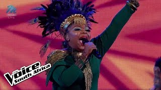Siki Jo-An – 'We Are Growing' | Live Shows | The Voice SA | M-Net