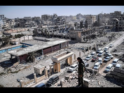 News Turkey will not stop bombing Syria while the Kurds are alive