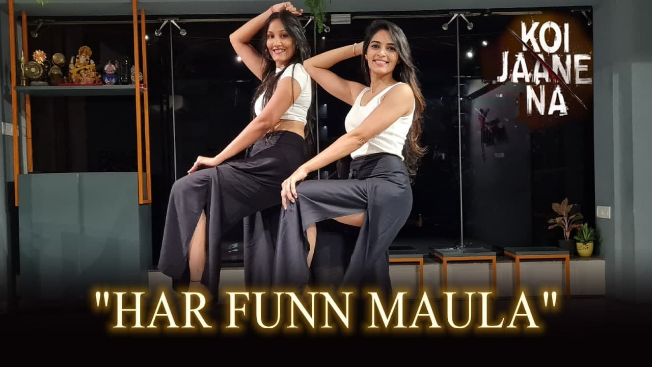 Har Funn Maula/ Dance Cover/MITALI'S DANCE/EASY DANCE/ Aamir Khan/ Elli A/T- Series/