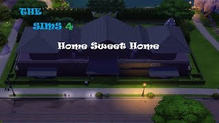 Sims 4 home sweet home