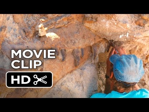 Dinosaur 13 Movie CLIP - Finding The Skull (2014) - T-Rex Fossil Documentary HD