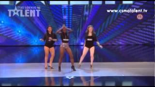 Esther Lubadika   Česko Slovensko má talent thumbnail