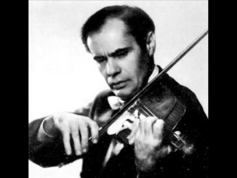 Leonid Kogan plays Khachaturian
