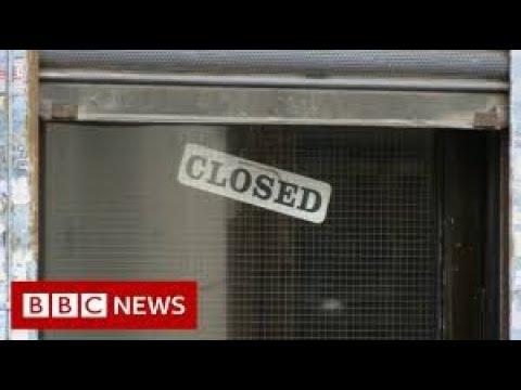 Coronavirus warning: UK faces worst downturn for 300 years - BBC News