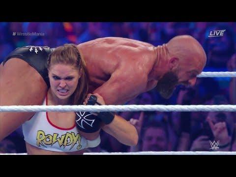 WWE WrestleMania 34 (2018) - OSW Review 71