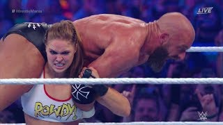 WWE WrestleMania 34 (2018) - OSW Review 71