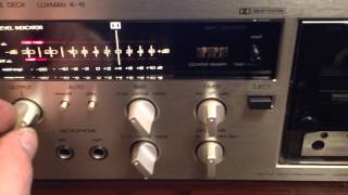 LUXMAN K 10 After repair