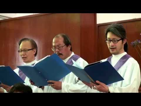 An Advent Alleluia (期待主耶穌) 1 w/ lyrics in Chinese & English