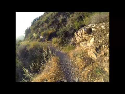 Trabuco canyon trail 5/4/2013 Helmet Mount GP3