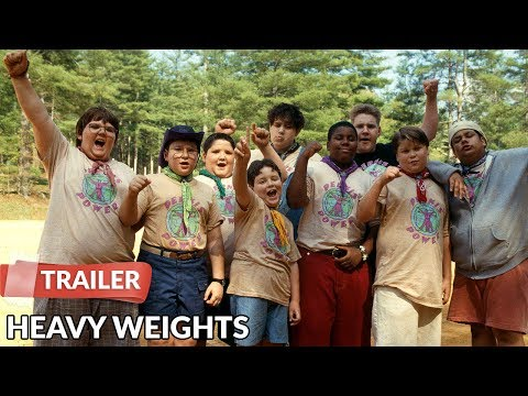 Heavy Weights 1995 Trailer | Ben Stiller