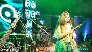 Jhoom Baba....Shreya with Upbeat