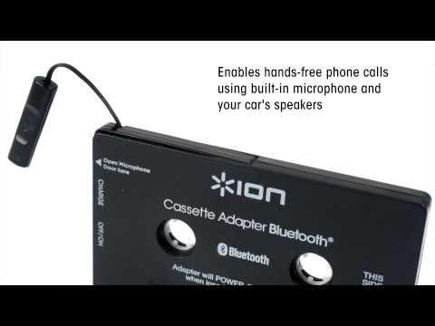 ION Audio Cassette adaptor Bluetooth