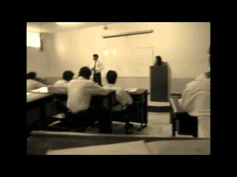 chandigarh business school landran mohali pgdm 2009-11 batch2.flv
