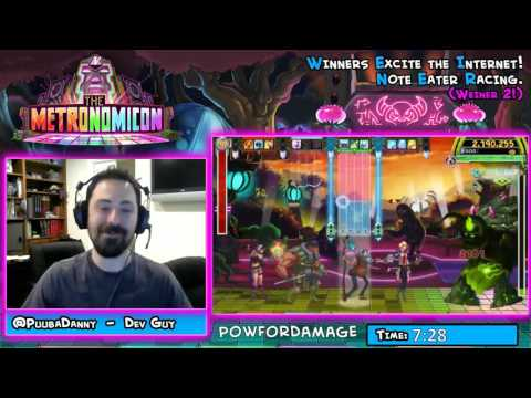 Final Match - The Metronomicon Speed Run Tournament
