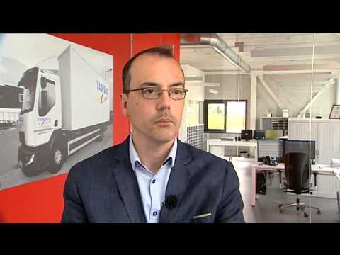 GPS tracking en routeplanning - Case Vadesco Logistics
