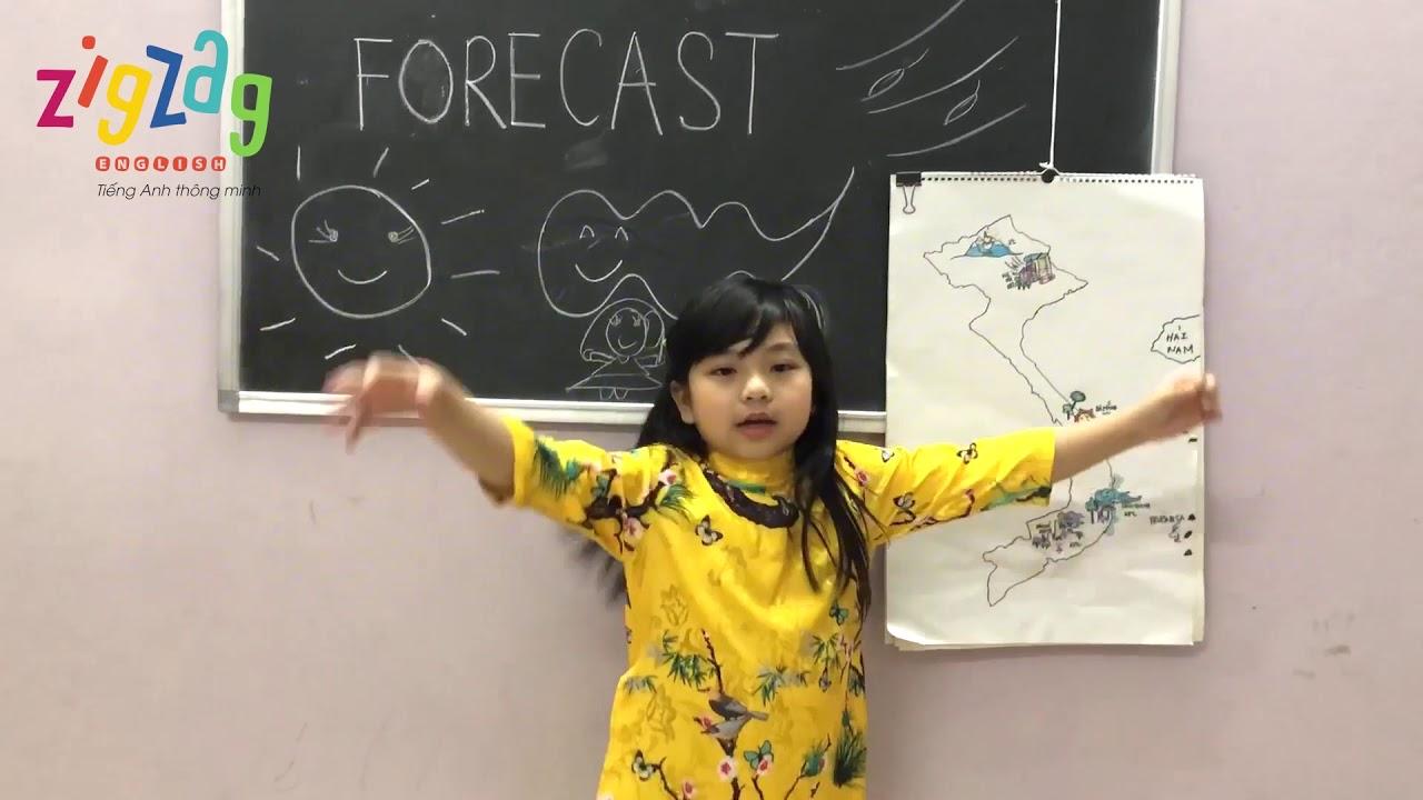 [Voices of ZZE] Bản Tin Thời Tiết Với Nguyễn Thu Giang- Rose