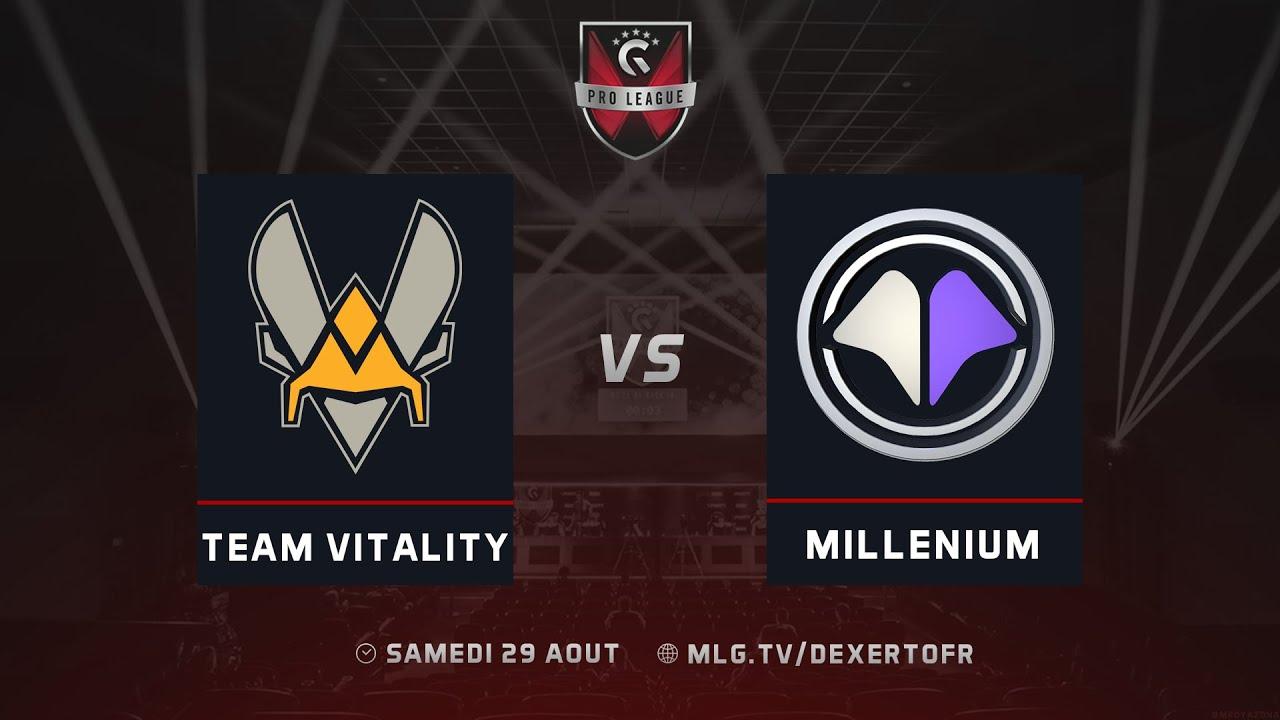 GFINITY PRO LEAGUE S2 - Millenium vs Vitality