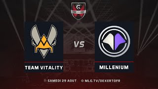GFINITY PRO LEAGUE S2 - Millenium vs Vitality