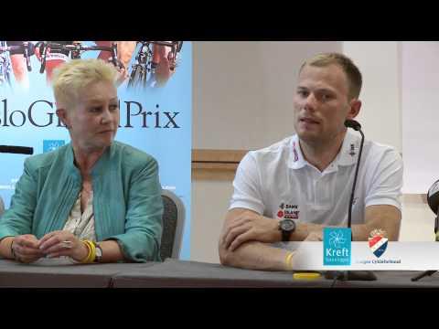 Oslo Grand Prix 2010 Pressekonferanse