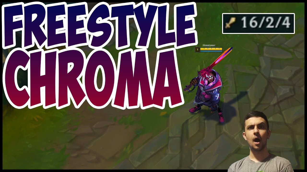 True Damage Ekko Chroma