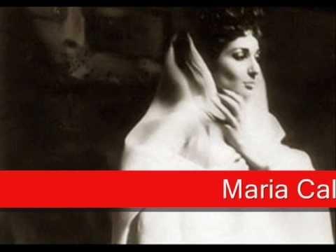 Maria callas bellini norma 39 casta diva 39 youtube - Norma casta diva bellini ...