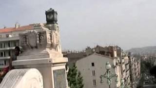 マルセイユの町へ20060616 Marseille