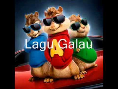 alvin and the chipmunks lagu galau