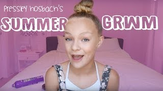 Get Ready with Me!!! // Pressley Hosbach