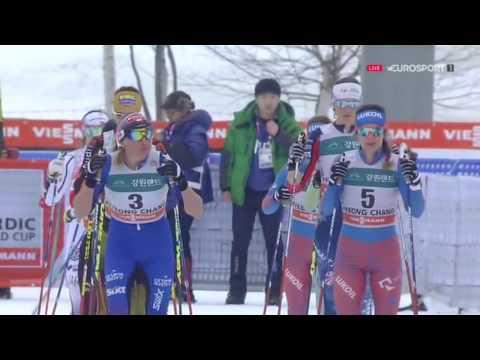 Pyeongchang Skiathlon