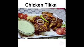 Tandoori Chicken tikka Recipe by Man o Salwa kitchen|| Independence day Special|| latest recipe||